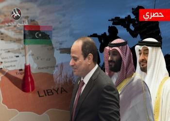 حصري: تفاصيل دعم مالي خليجي مقابل تدخل مصر في ليبيا