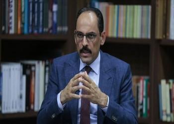 تركيا ترفض تقسيم ليبيا وتصفه بالسيناريو الكارثي