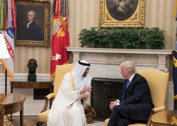 ترامب وبن زايد يبحثان هاتفيا تطورات الأوضاع في ليبيا