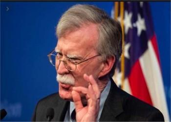 بولتون ابتهج بتفجيرات إيران ورجح وجود أصابع خليجية إسرائيلية خلفها
