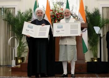عقوبات واشنطن توجه صفعة مزدوجة لاستثمارات الهند بإيران