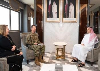 مباحثات قطرية أمريكية حول التعاون العسكري