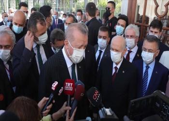 آيا صوفيا سيبقى مفتوحا 24 ساعة بتعليمات من أردوغان