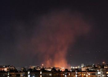 إسرائيل تقصف أهدافا تابعة لإيران جنوبي سوريا