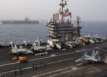 حاملة طائرات أمريكية إلى المتوسط لإجراء مناورات مع اليونان