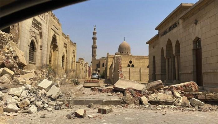 مسؤول مصري: هدم مقابر المماليك شائعات