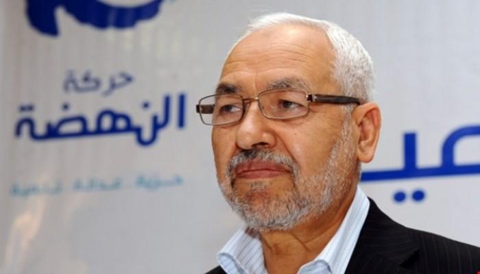 النهضة تستنكر مساعي إقصائها.. والغنوشي: تونس تفتقد السبسي