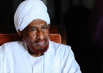 حزب الأمة السوداني يكشف دوافع زيارة الصادق المهدي للإمارات