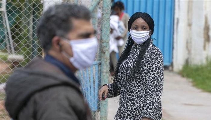12 ألف إصابة بكورونا في جنوب أفريقيا خلال 24 ساعة