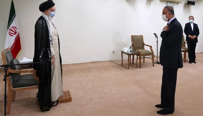 """الكاظمي.. """"حجر عثرة"""" أمام إيران في العراق"""