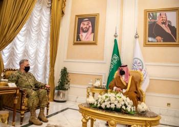 نائب وزير الدفاع السعودي يلتقي رئيس الأركان الأمريكي