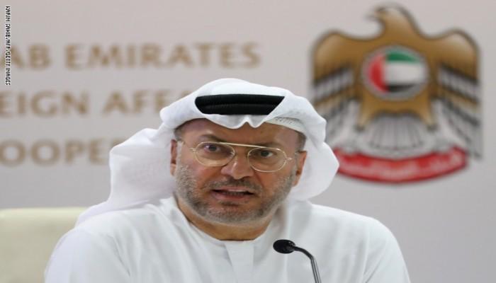 قرقاش يعلق على تطورات اتفاق الرياض ويشكر السعودية