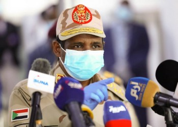 حميدتي يتهم مؤسسات وشخصيات نافذة بالتحكم في اقتصاد السودان