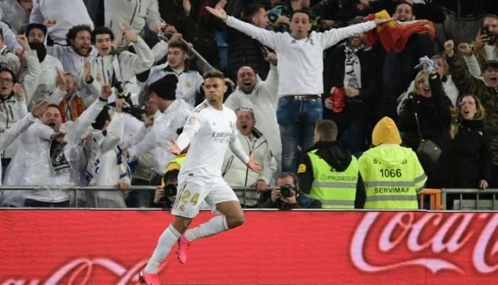 كورونا يصيب مهاجم ريال مدريد ماريانو دياز