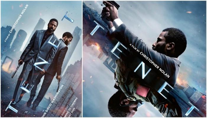 فيلم تينيت سينطلق في دور السينما العالمية قبل الولايات المتحدة