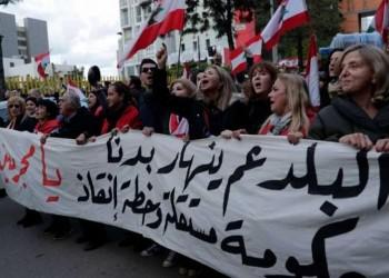 كل شيء يتداعى في لبنان