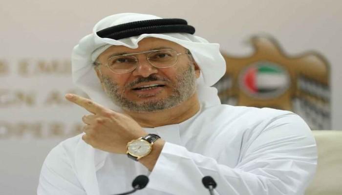 قرقاش: اتفاق السعودية ومصر يحصن النظام الإقليمي العربي