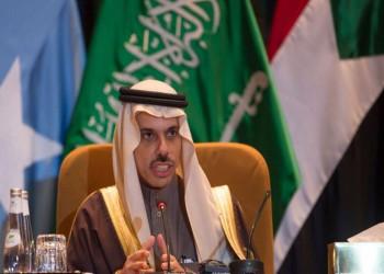 وزير الخارجية السعودي يشيد بالحكومة اليمنية والانتقالي الجنوبي