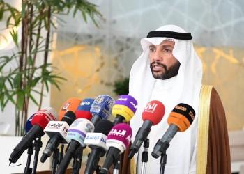 الغانم: نائب الأمير طمأننا على صحة الشيخ صباح الأحمد