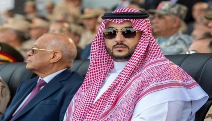 خالد بن سلمان يعلق على الاتفاق الجديد بين حكومة اليمن والانتقالي