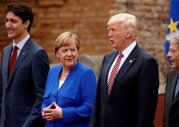 مجددا.. ترامب يتحدث عن حمايته لألمانيا في وجه روسيا دون مقابل