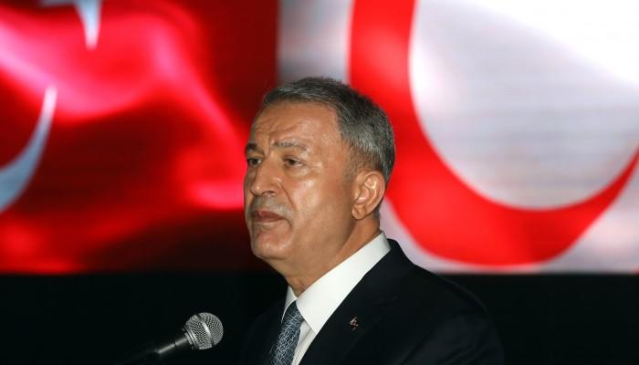 وزير الدفاع التركي يهدد الإمارات: سنحاسبكم في الوقت والمكان المناسبين