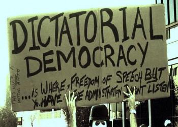 معيقات الواقع العربي للنهج الديمقراطي