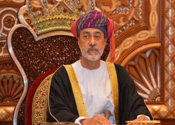 سلطان عمان يهنئ الرئيس التركي بعيد الأضحى