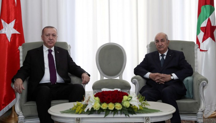 أردوغان يهنئ تبون وسعيد وروحاني بعيد الأضحى هاتفيا