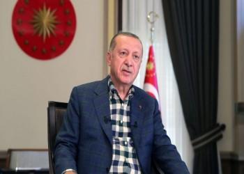 """أردوغان يكشف سبب حزن الكعبة الشريفة ويتحدث عن """"قيامة جديدة"""""""