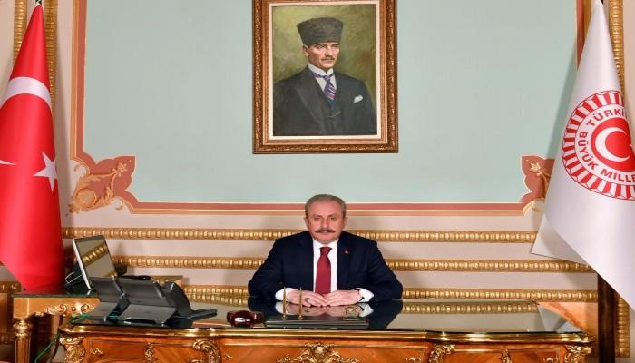 رئيس البرلمان التركي يهنئ الغنوشي بثقة البرلمان التونسي
