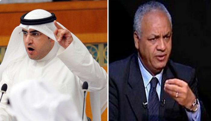 """""""مشادة كلامية"""" بين برلمانيين مصري وكويتي عبر تويتر"""