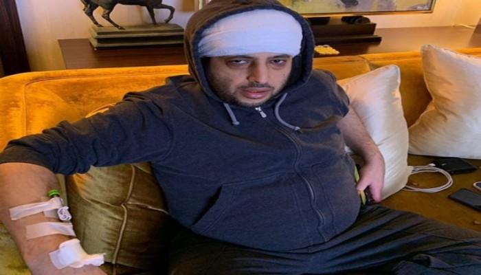 أول تعليق من تركي آل شيخ بعد نقله للعلاج بأمريكا