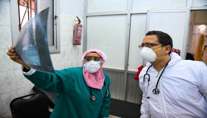 كورونا مصر.. وفيات الأطباء ترتفع لـ154