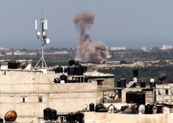 الطيران المصري يقصف قرى شمالي سيناء