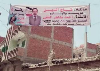 أخطاء فادحة في دعايات انتخابات مجلس الشيوخ المصري