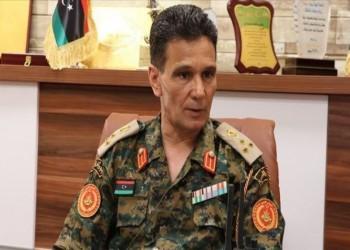 قائد عسكري بالوفاق الليبية: حكومة الإمارات سرطان في جسد الأمة