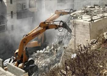 الأمم المتحدة تؤكد هدم ومصادرة إسرائيل  30 مبنى خلال أسبوعين