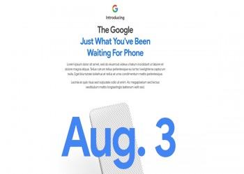 هاتف جوجل بكسل الجديد ينطلق مع ثقب للسيلفي في الشاشة