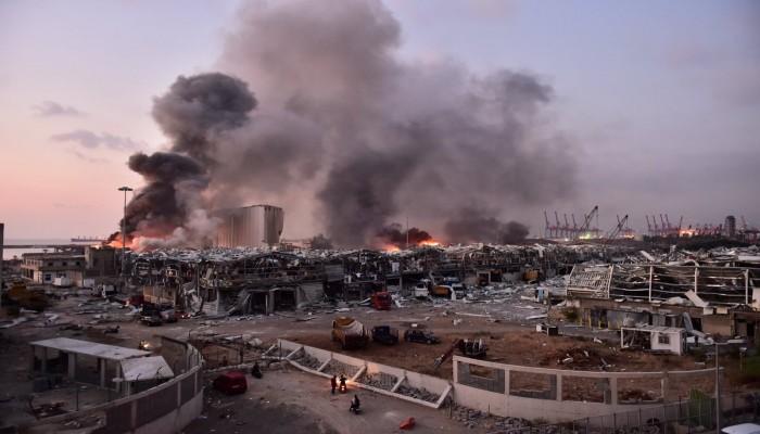تضامن عربي ودولي واسع مع لبنان إثر انفجار بيروت المروع