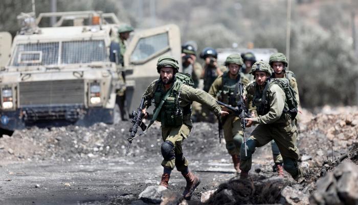 مناورات عسكرية إسرائيلية بمناطق غلاف غزة وعسقلان