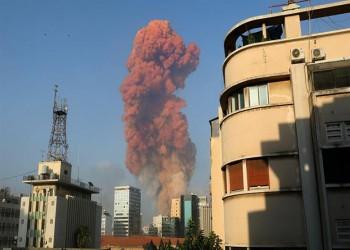 تضامن تونسي ومصري مع لبنان إثر انفجار مرفأ بيروت