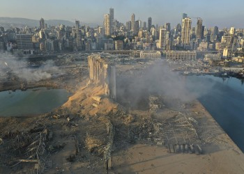 انفجار مرفأ بيروت.. شريان الاقتصاد اللبناني انقطع