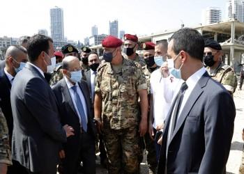 الرئيس اللبناني يناشد دول العالم مساعدة بلاده