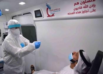 254 إصابة جديدة وحالتا وفاة بكورونا في الإمارات