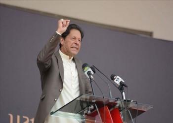بسبب جامو وكشمير.. عمران خان يصف الحكومة الهندية بالفاشية