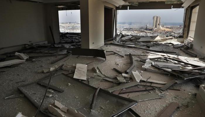 باريس تفتح تحقيقا في إصابة 21 فرنسيا في تفجير بيروت