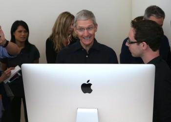 أبل تطلق جهاز iMac جديد تصفه بالأقوى على الإطلاق