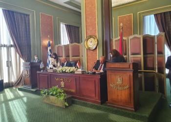 مصر توقع اتفاقية مع اليونان لترسيم الحدود البحرية