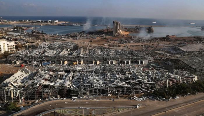 جبران باسيل لا يستبعد وجود عمل تخريبي وراء انفجار بيروت